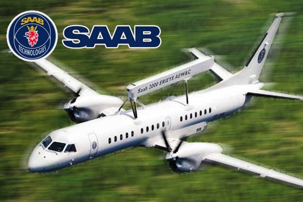 KBRI di Swedia positif soal kerja sama dengan SAAB AB