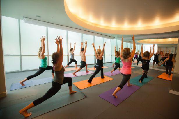 Hayes Etc Yoga Studios In St Louis