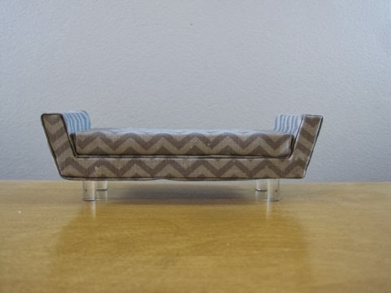 pin couch desir lafuente sofa miniature beautiful furniture dollhouse by