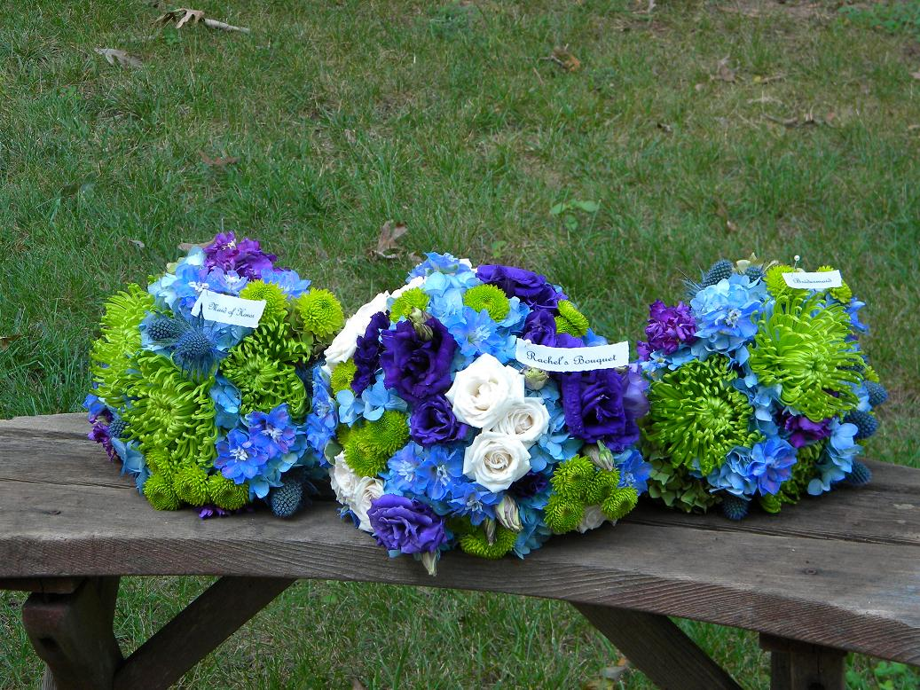 Wedding Flowers From Springwell Weddings Rachel Kevin