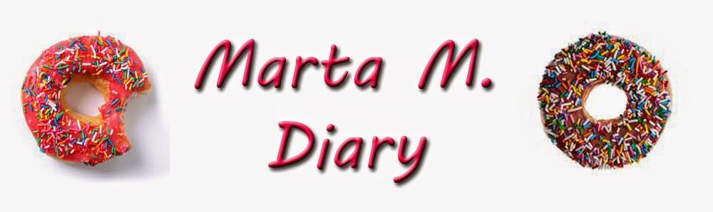 Marta M. Diary