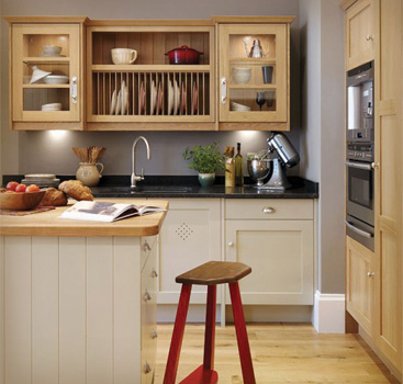 If you've got big ambitions for your little space, check out our kitchen design ideas to help make small kitchens