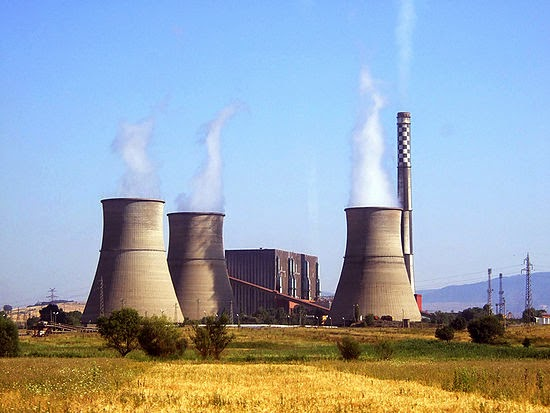 Steam Power Stations - Arrangement and Working | StudyElectrical ...
