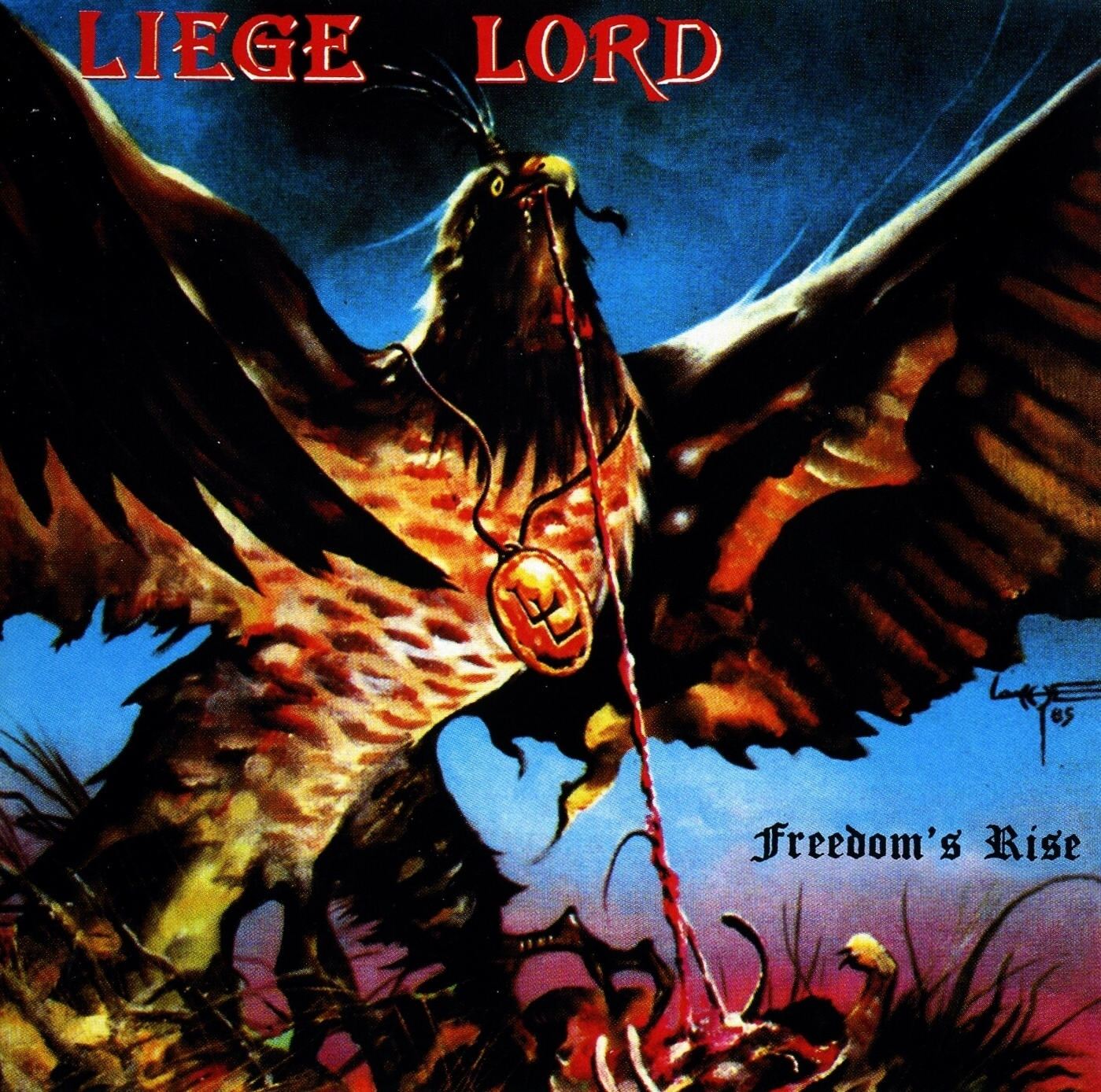 Liege Lord Freedoms Rise