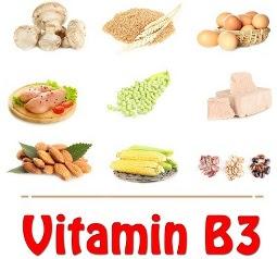 Vitamina B3 - Niacina