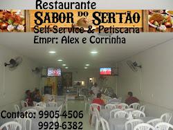 RESTAURANTE SABOR DO SERTÃO