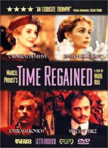 El tiempo recobrado (1999) DescargaCineClasico.Net