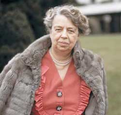 a description of eleanor roosevelt as one of the most admired first lady ever Perhaps one of roosevelt's most enduring legacies of her wartime work was her commitment  first edition roosevelt, eleanor  first lady eleanor roosevelt,.