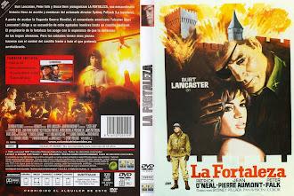 Carátula dvd: La fortaleza (1969) (Castle Keep)