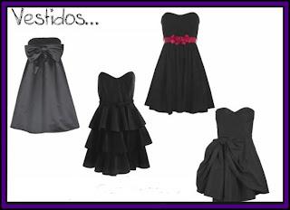 imagens de modelos de vestidos rock