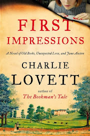 Giveaway - First Impressions - Charlie Lovett and Pride and Prejudice - Jane Austen
