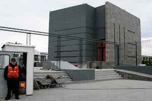 El mausoleo del expresidente Néstor Kirchner en Santa Cruz se levanta sobre un solar de 700 metros