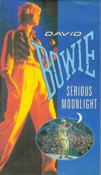 David Bowie - Serious Moonlight (vhs Pal)