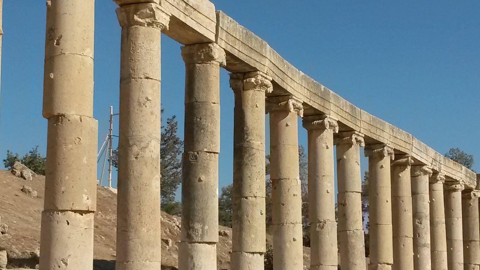 Authentic Jerash
