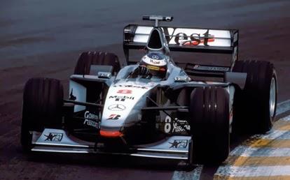 Formula 1 1998 Mika Hakkinen/ Mclaren