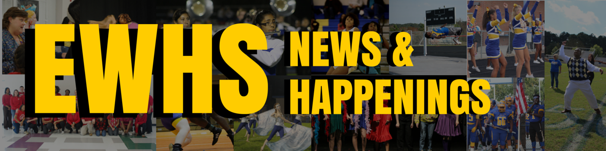 EWHS News and Happenings