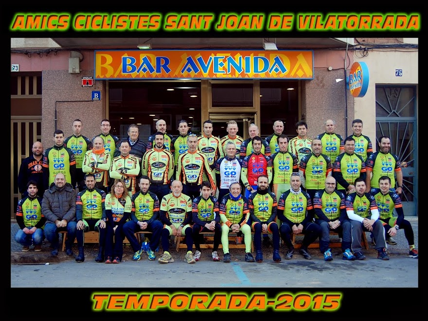 Amics Ciclistes Sant Joan de Vilatorrada