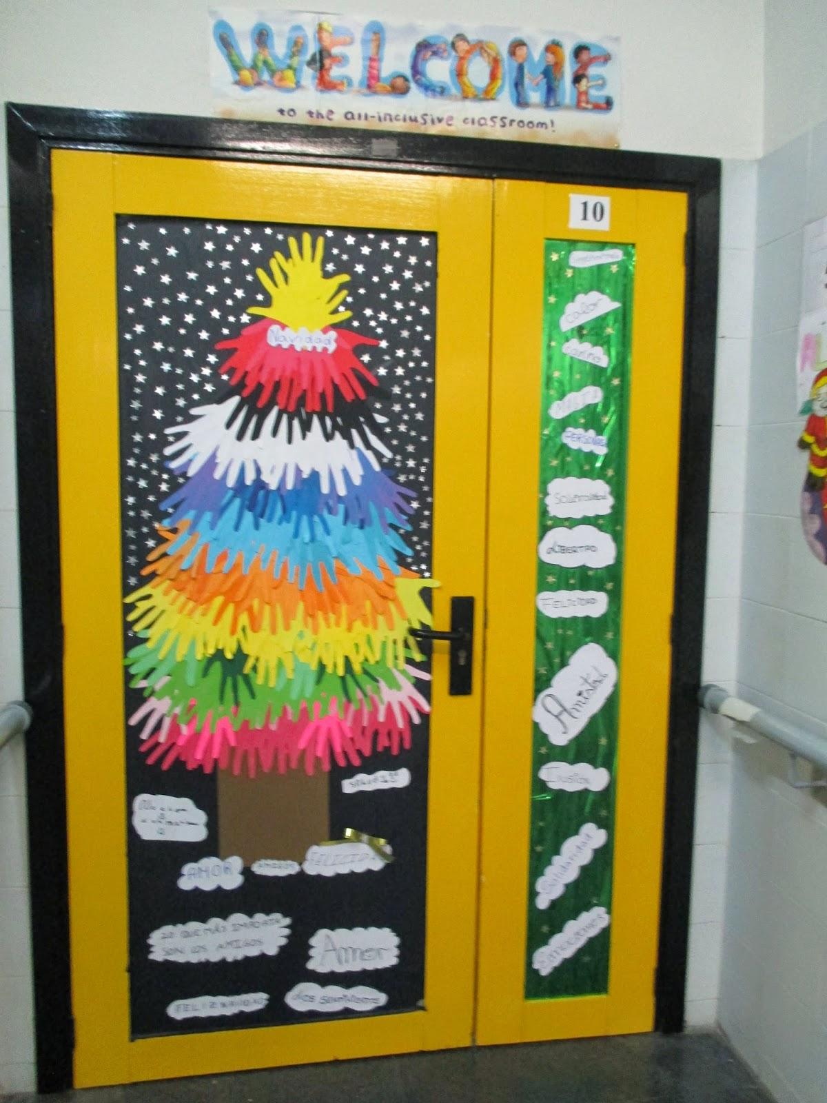 los peques del montessori la decoraci n del colegio en