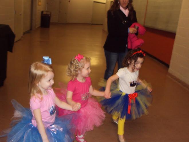 Princesses!!