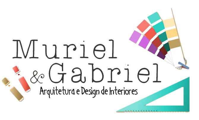 Muriel & Gabriel - Arquitetura e Design de Interiores