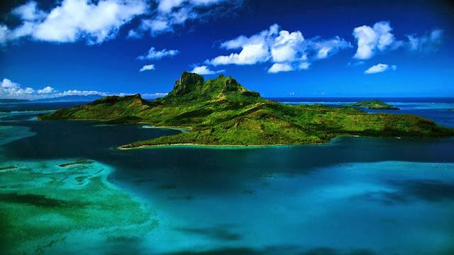 لصور طبيعية رائعة من جزيرة موريشيوس