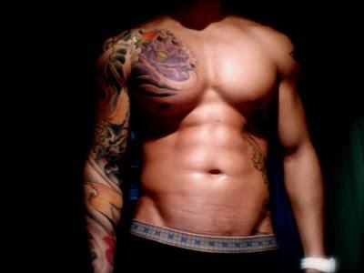 Lotus Tattoo For Men