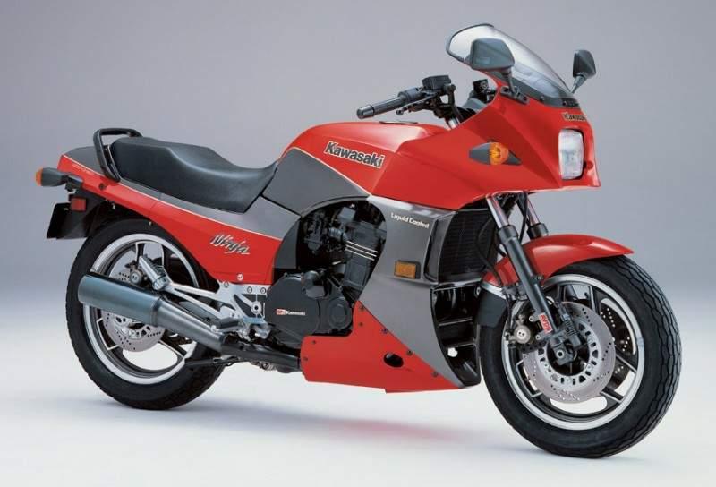 Kawasaki Gpz R