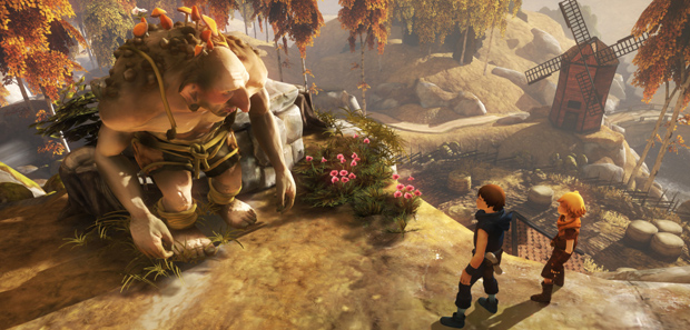 Brothers A Tale of Two Sons Walkthrough