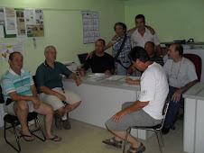 Reunião em Miracatu - 2010