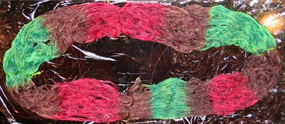 Cotton Yarn Dyeing