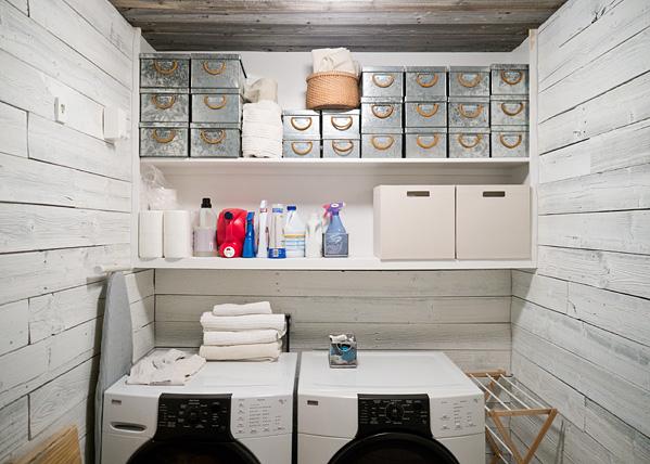Antes y después de un cuarto de lavado . La Garbatella: blog de ...