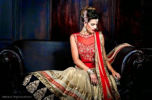 Natasha Latest Fancy Bridal Dresses