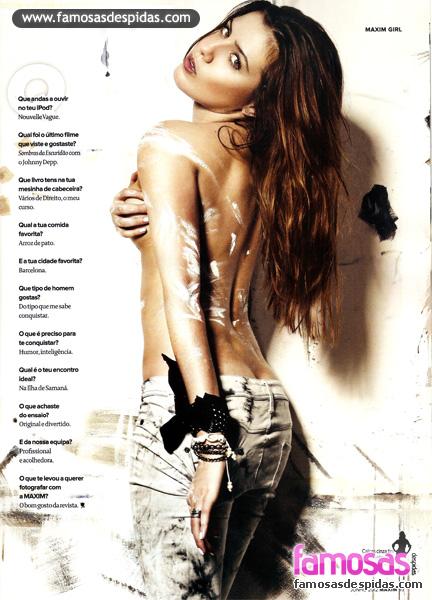 Vera Batista na Maxim