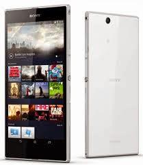Harga Dan Spesifikasi Sony Xperia Z Ultra C6833 New