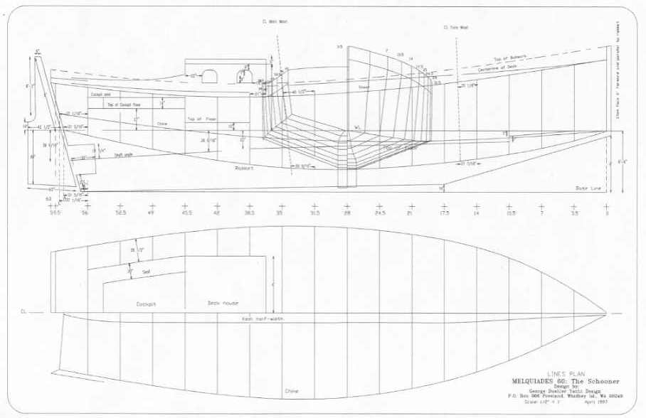 Lines Drawing Naval Architecture : Marine engineering naval architecture