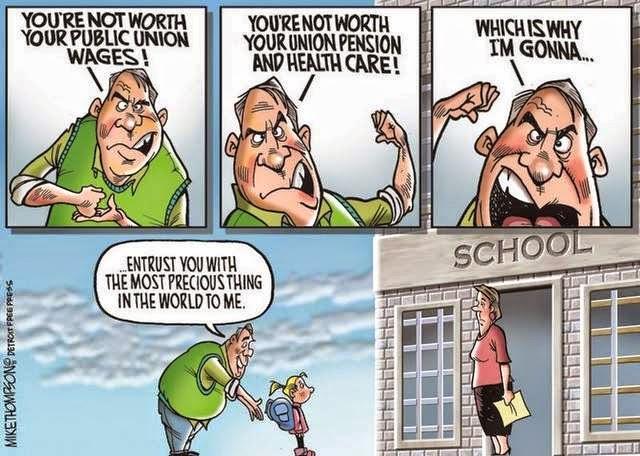 progressive charlestown vilifying teachers goes mainstream