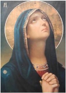 El fundamento bíblico de la oración a María y la enseñanza católica sobre María: