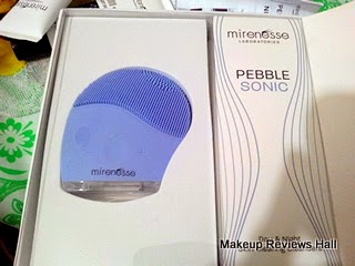 Mirenesse Pebble Sonic Skin Clearing Facial Device Review