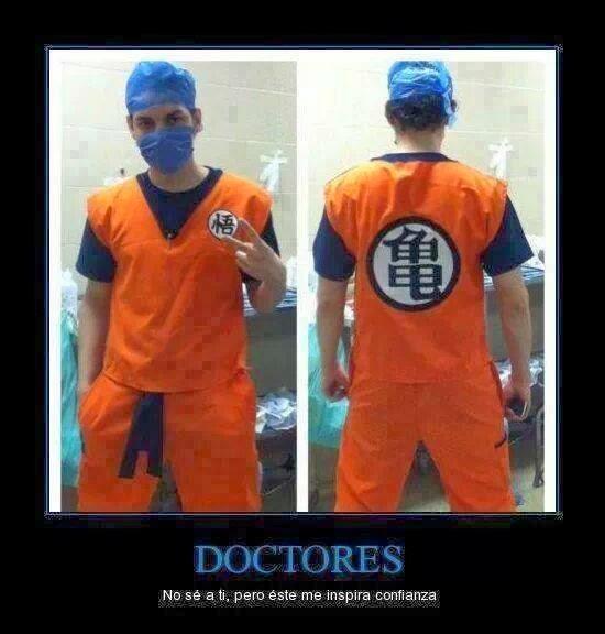 Bien ahí doctor