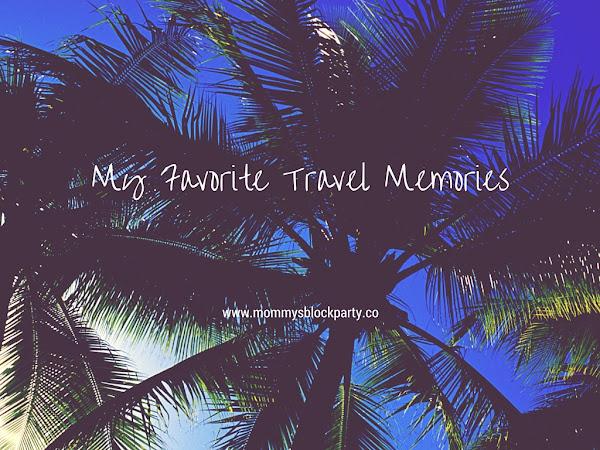 My Favorite Travel Memories #Destinations