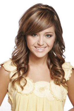 2011/2012 Curly Hairstyles for Medium hair