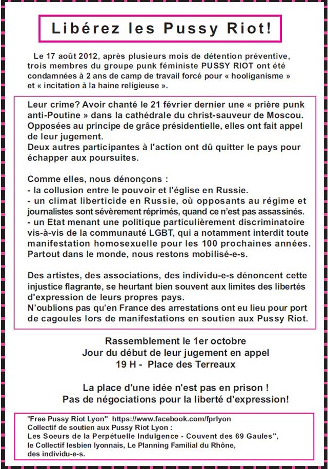 Si vous ne savez pas quoi faire à Lyon le 1er octobre