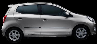 Harga dan Spesifikasi Daihatsu Ayla