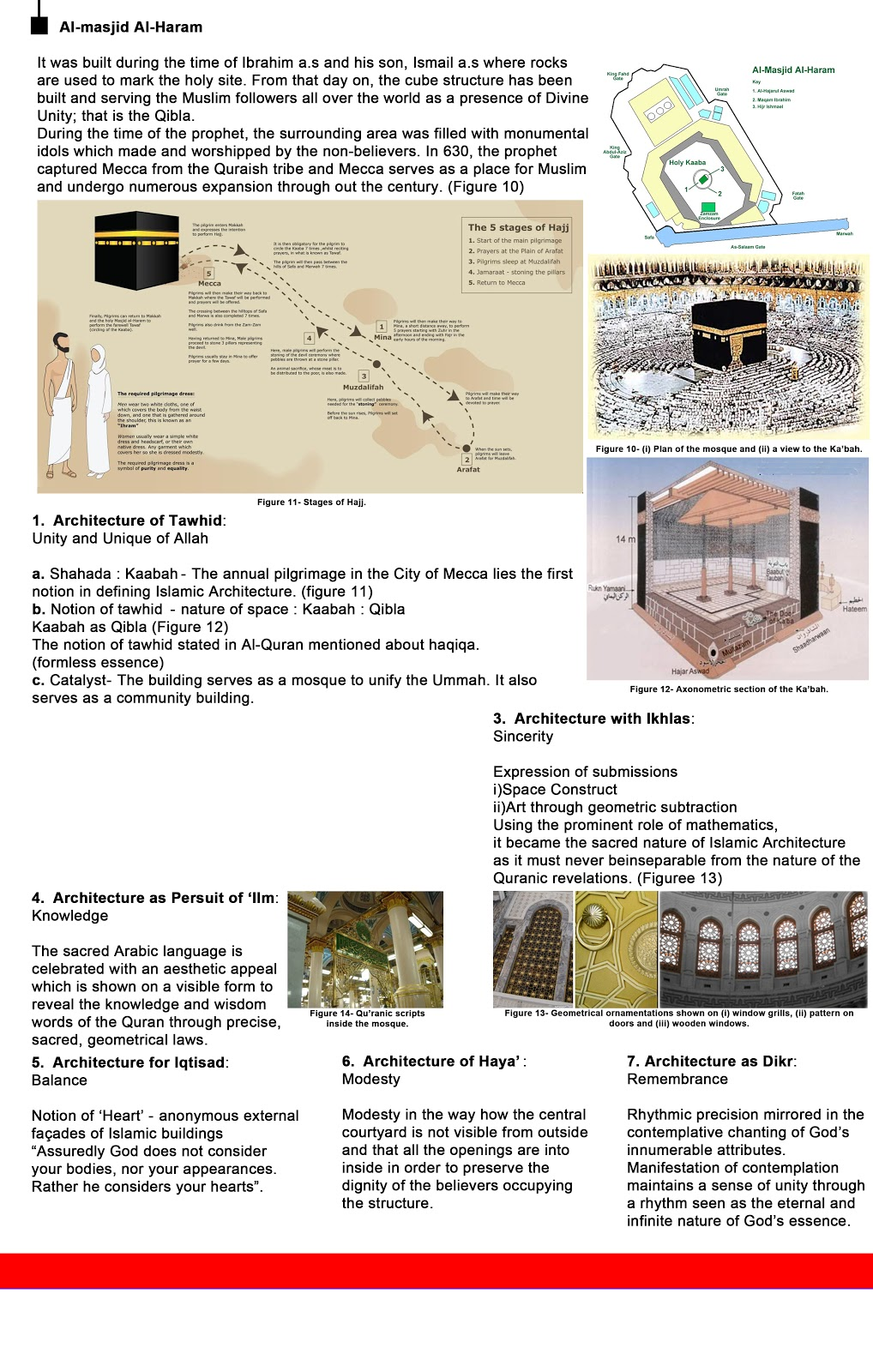 Image Gallery Islamic Architecture Principles