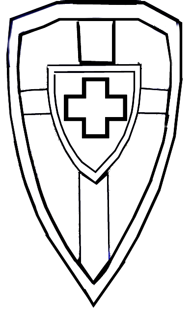 shield of faith coloring page 28 images shield of faith