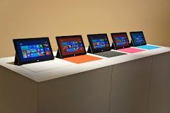 Surface, Tablet Baru yang Akan Menyaingi Ultrabook