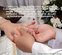 Ucapan pernikahan dalam bahasa sunda
