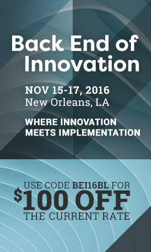 Innovation Meets Implementation in NOLA