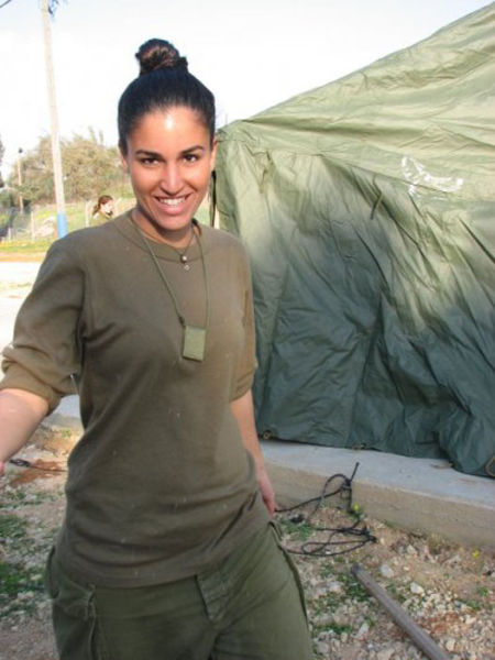 Sexy and Hot Israel Women Army   Amoy Girls In The World