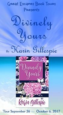 Karin Gillespie: here 10/5/17